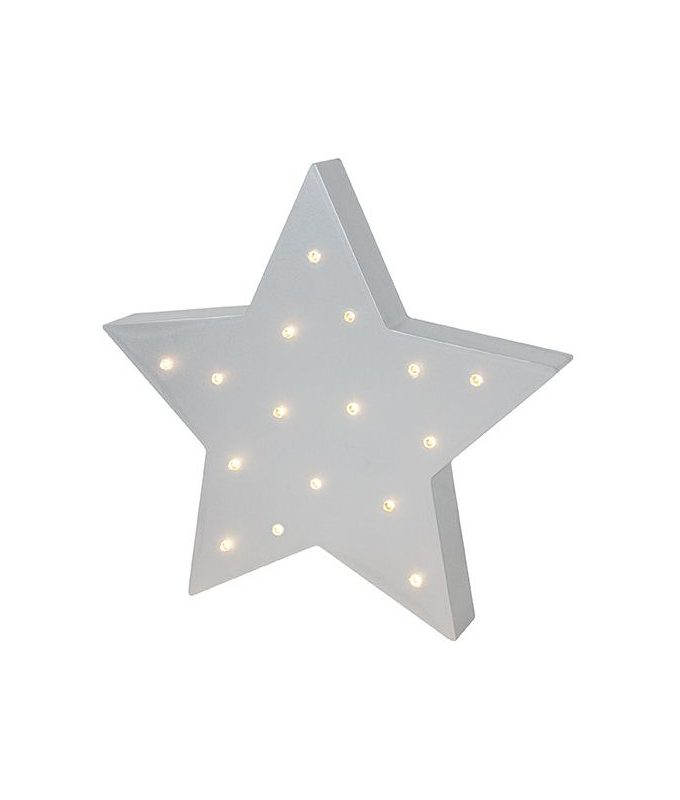 LED šviestuvas žvaigždė
