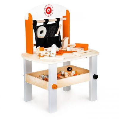 Medinis meistro staliukas - dirbtuvės
