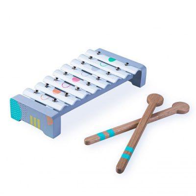 Medinis muzikos instrumentų rinkinys