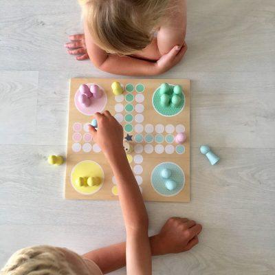 Medinis stalo žaidimas Ludo