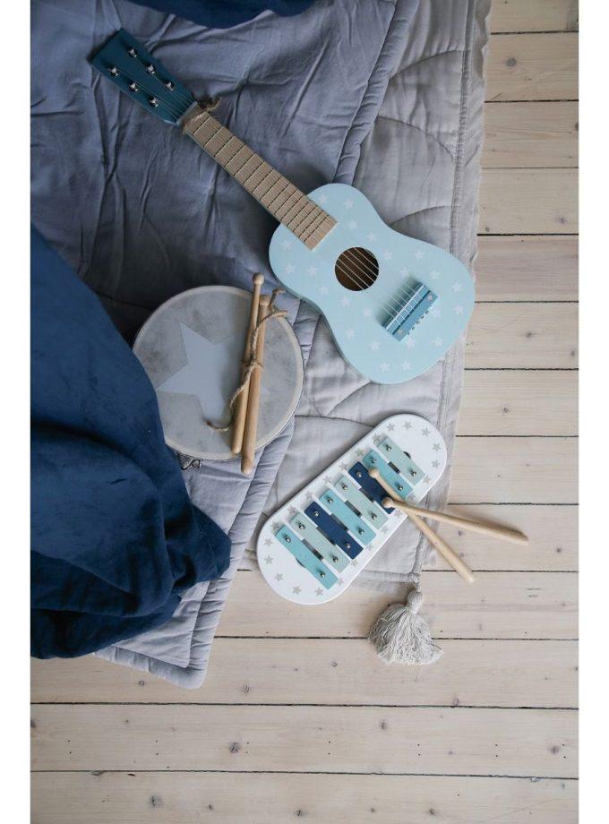 Mėlynas ksilofonas JaBaDaBaDo