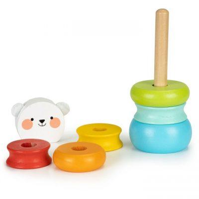 Mokomasis 3 žaislų rinkinys