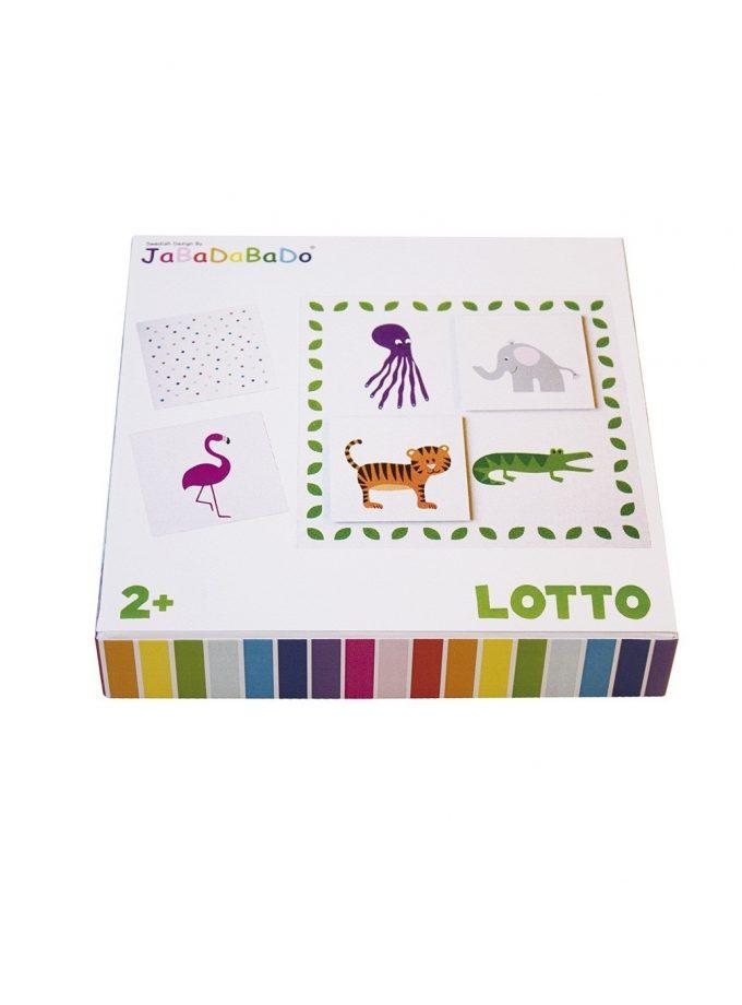 Stalo žaidimas Lotto