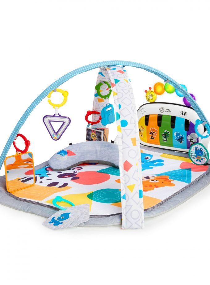 BABY EINSTEIN žaidimų kilimėlis 4 in 1