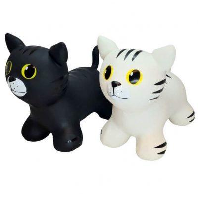 šokliukai katės