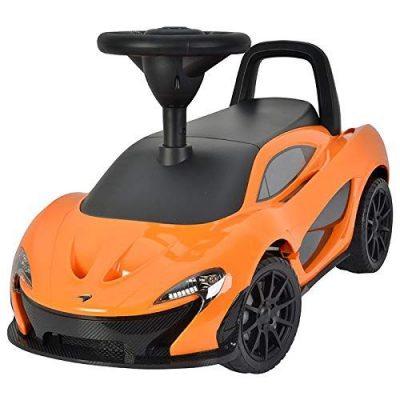 Paspiriamasis automobilis McLaren
