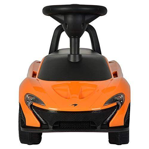 Paspiriamoji vaikiška mašinėlė McLaren