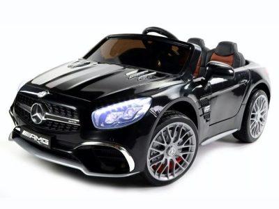 Elektromobilis vaikams Mercedes-Benz SL65 AMG