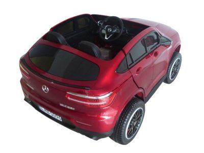 Vaikiškas elektromobilis Mercedes-Benz GLC 63 S