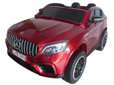 Elektromobilis Mercedes-Benz GLC 63 S