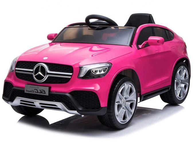Vaikiškas elektromobilis Mercedes-Benz GLC63