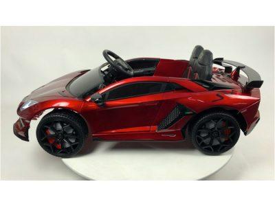 Elektromobilis vaikiškas Lamborghini Aventador