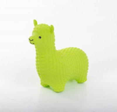 žalias pripučiamas šokliukas gyvūnas