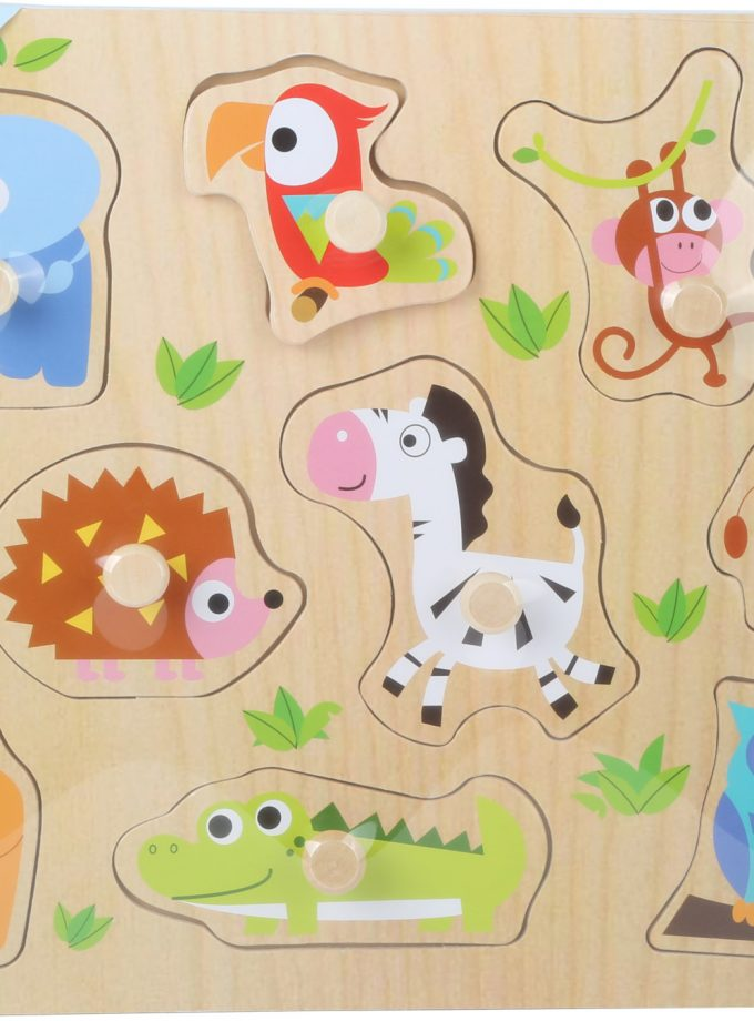medine delione vaikams puzzle