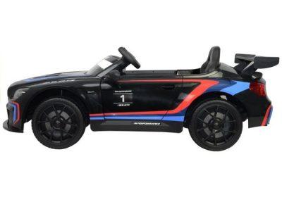 Elektromobilis vaikams BMW M6 juodas mpower