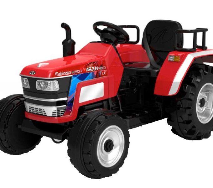 Vaikiškas traktorius