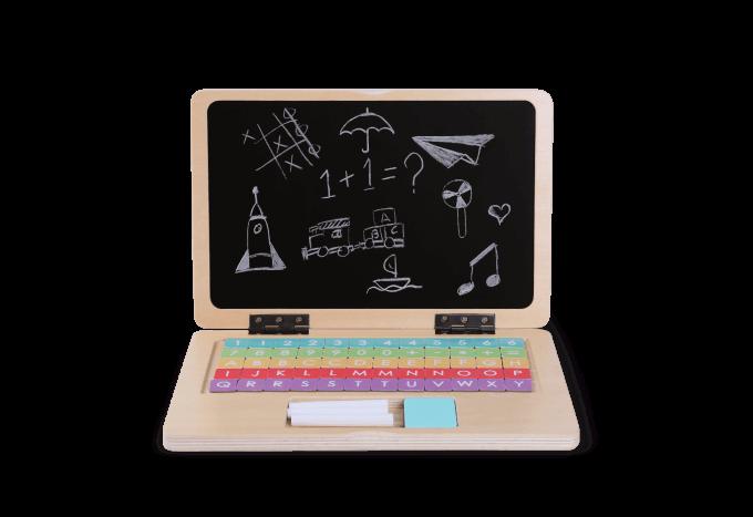 medinis vaikiskas kompiuteris