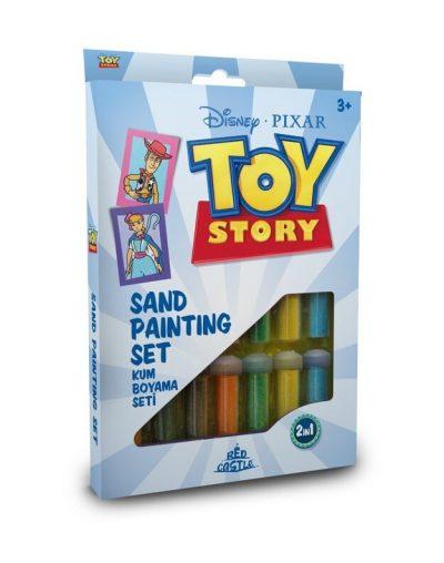 Spalvoto smėlio rinkinys TOY story