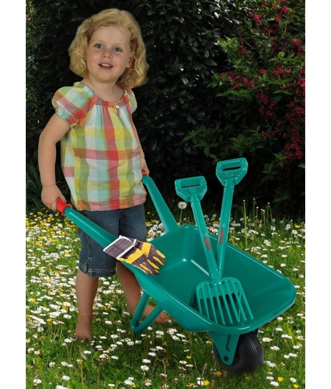 bosh vaikiskas sodininko rinkinys