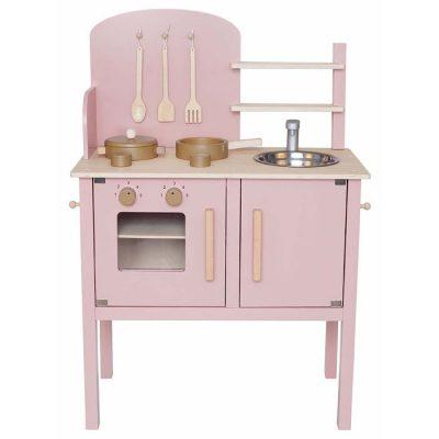 Jabadabado rožinė virtuvėlė