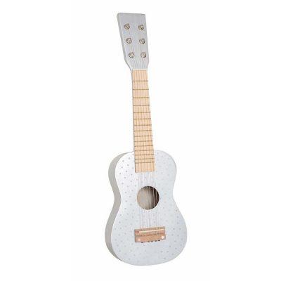 Jabadabado medinė sidabrinė gitara